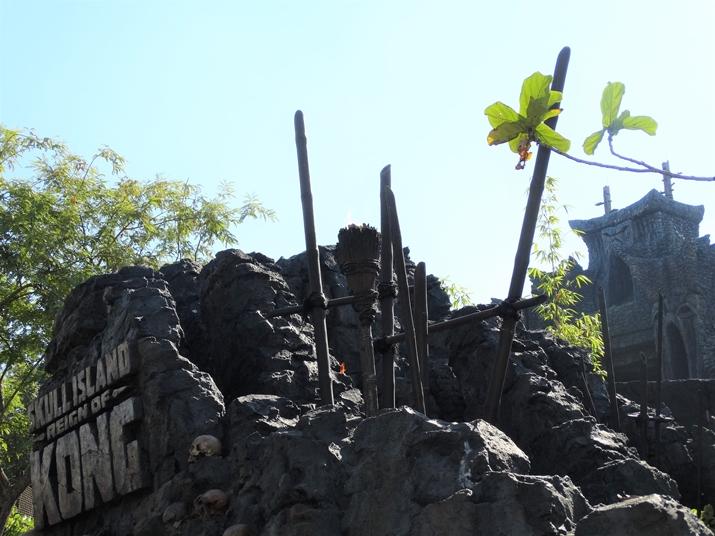 Islands of Adventure King Kong