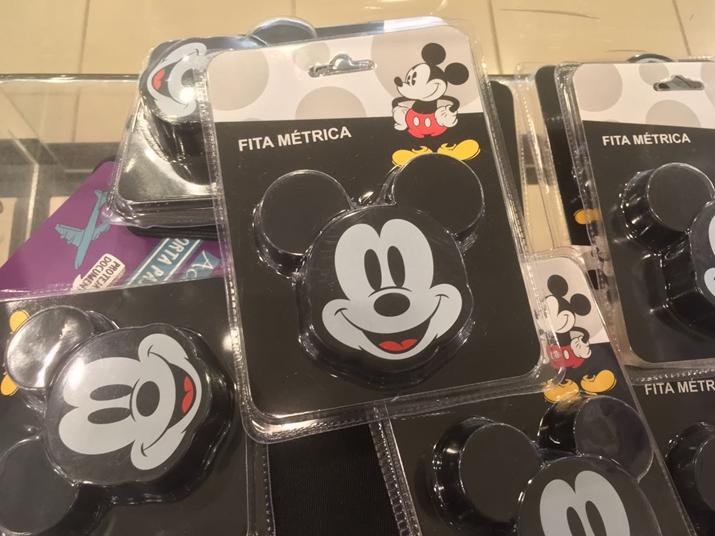 Riachuelo Mickey Fita Metrica