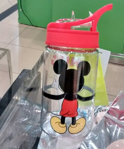 Riachuelo Mickey Garrafinha