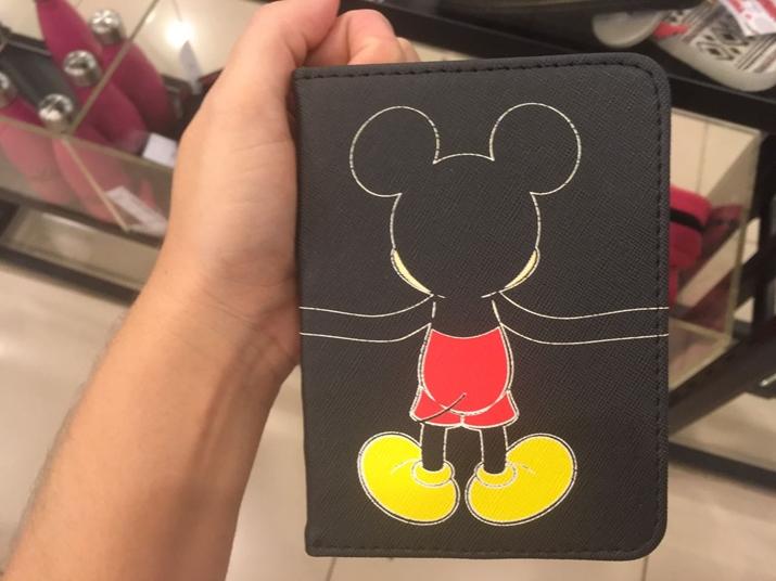 Riachuelo Mickey Passaporte