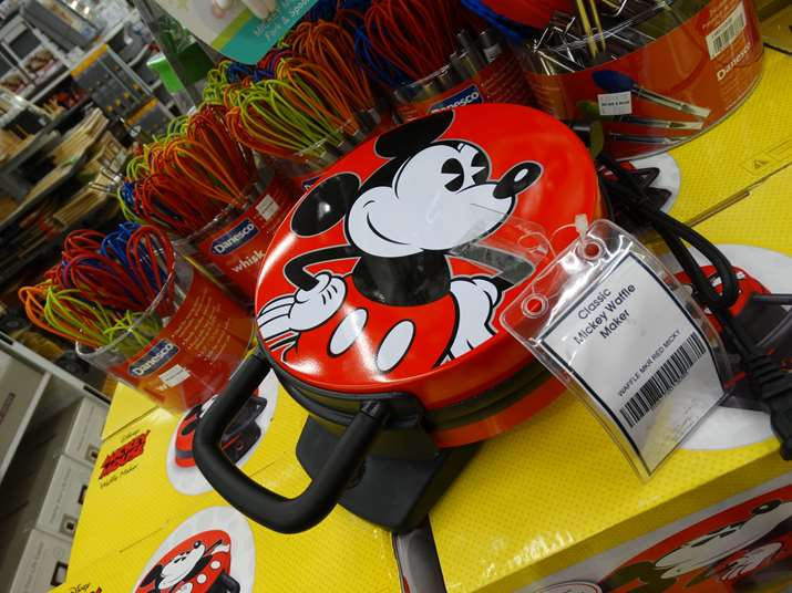 Bed Bath & Beyond Orlando Waffle Mickey