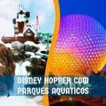 Tipos de Ingressos Disney Hopper Plus