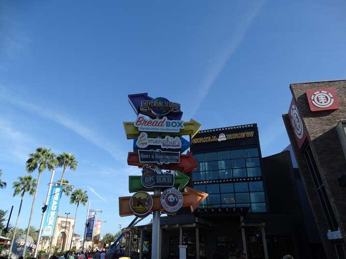 Bubba Gump Orlando CityWalk Universal