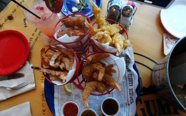 Bubba Gump Orlando — onde comer um bom camarão