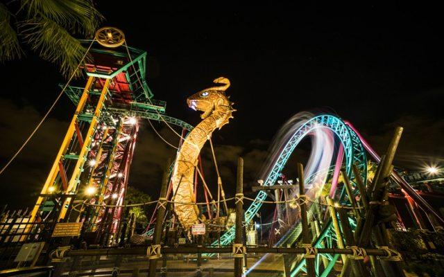 Eventos de verão no Sea World e Busch Gardens