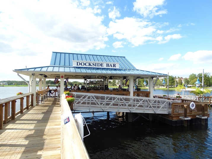 The Boathouse Dockside