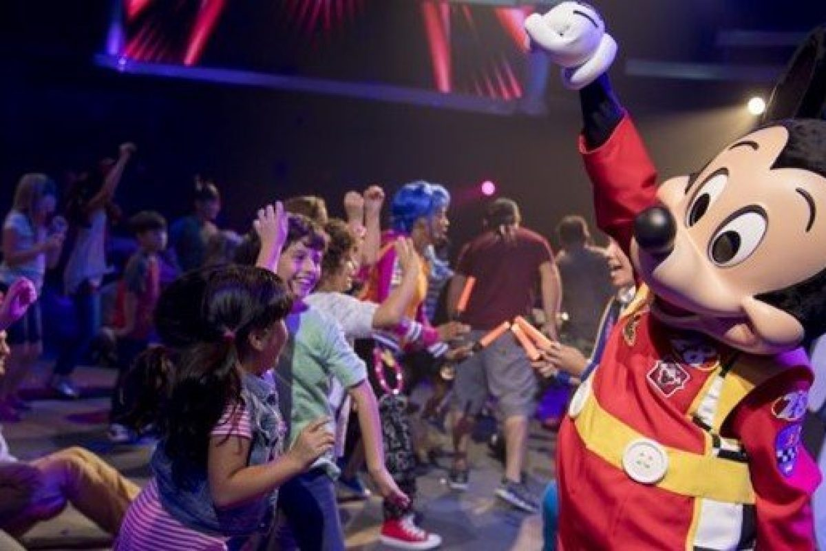 Disney Junior Dance Party: novo show no Hollywood Studios