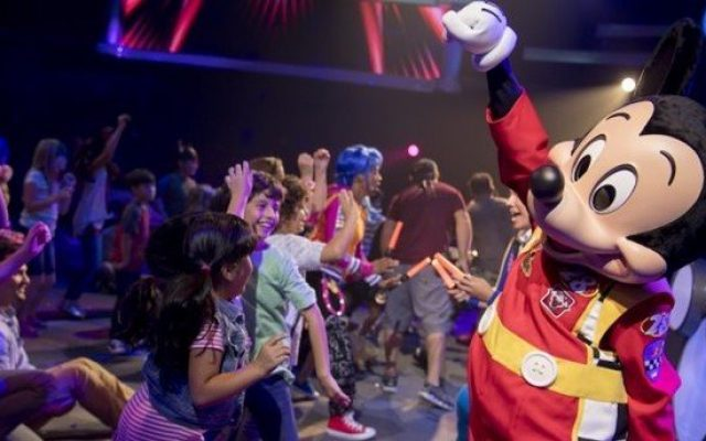 Disney Junior Dance Party: novo show no Hollywood Studios