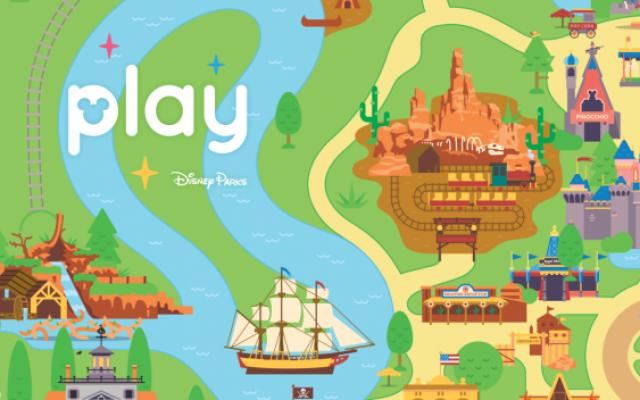 Play Disney Parks: novo aplicativo da Disney