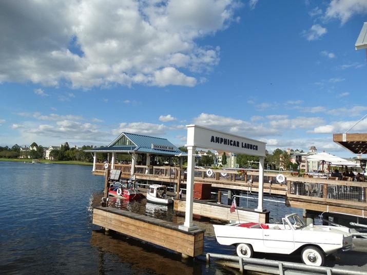 Amphicar The Boathouse