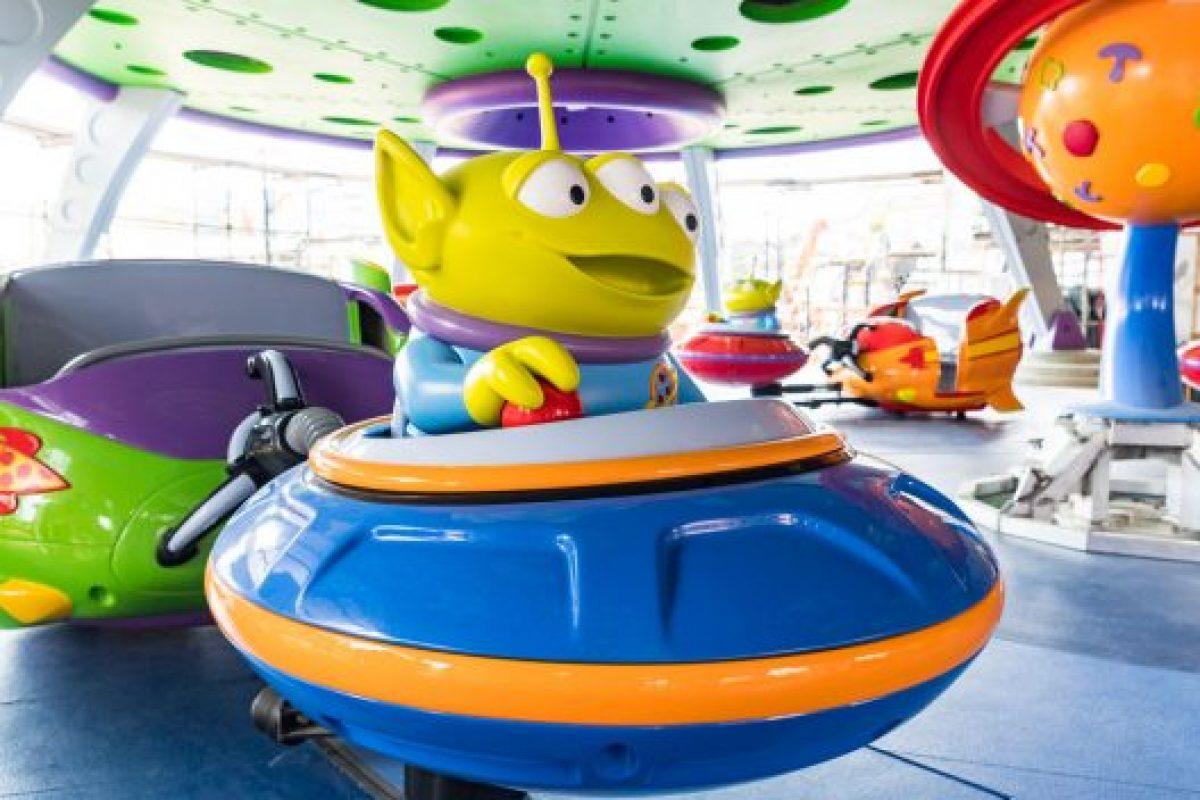 Disney irá transmitir ao vivo a abertura da Toy StoryLand