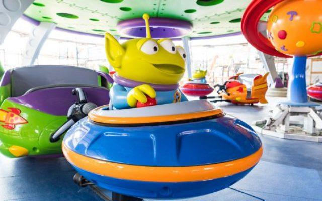 Disney irá transmitir ao vivo a abertura da Toy Story Land