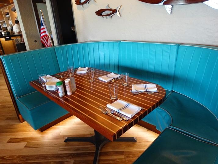 Restaurante The Boathouse Ambiente