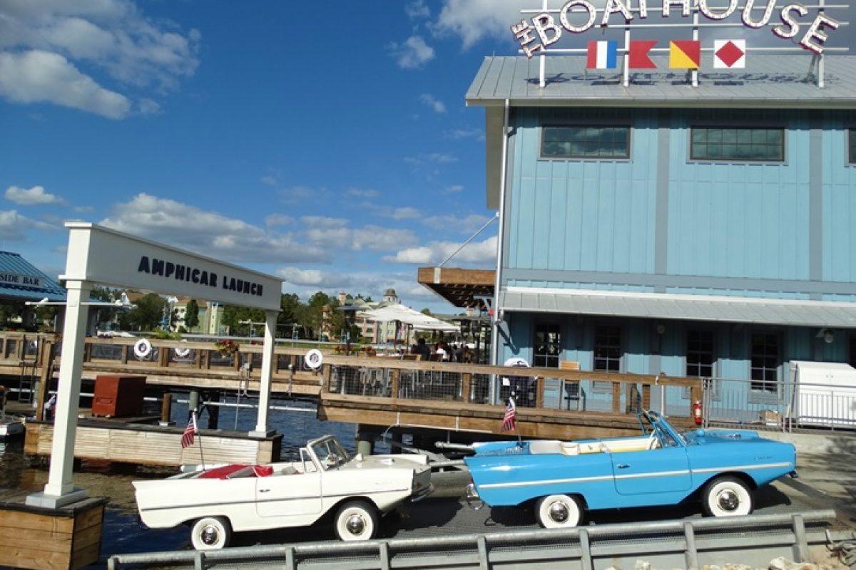 The Boathouse: restaurante delicioso em Disney Springs