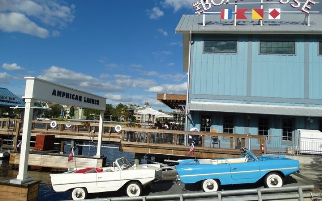 The Boathouse: restaurante delicioso em Disney Springs
