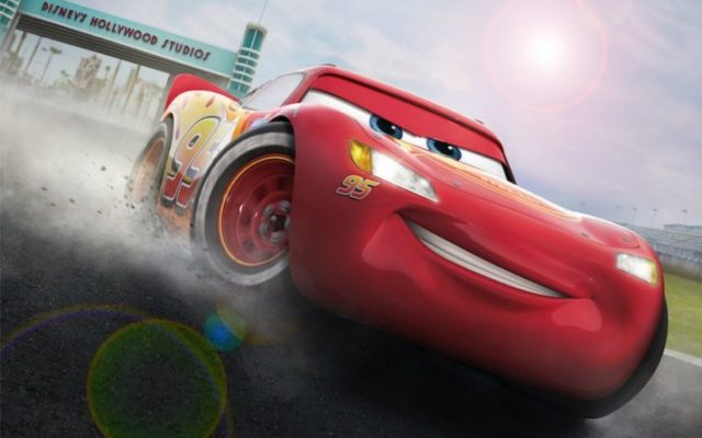 Novo show de Carros no Hollywood Studios
