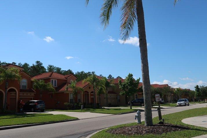 Aluguel de casas em Orlando Condominio