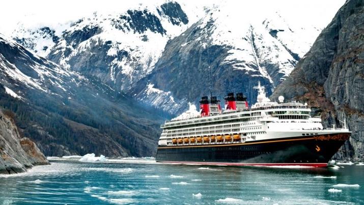 Cruzeiro Disney Alaska