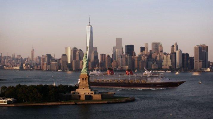 Cruzeiro Disney New York