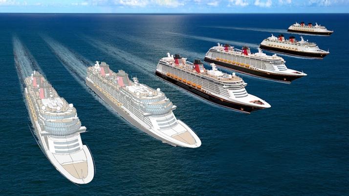 cruzeiro disney navios