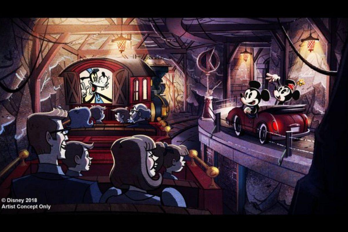 Mickey & Minnie's Runaway: nova atração no Hollywood Studios