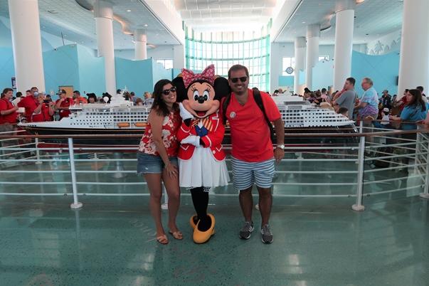 Cruzeiros Disney pelo mundo