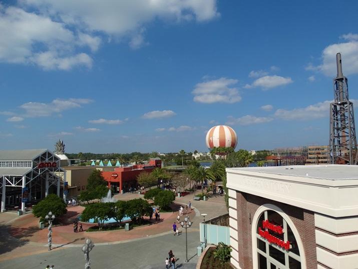 Disney Springs Entretenimento