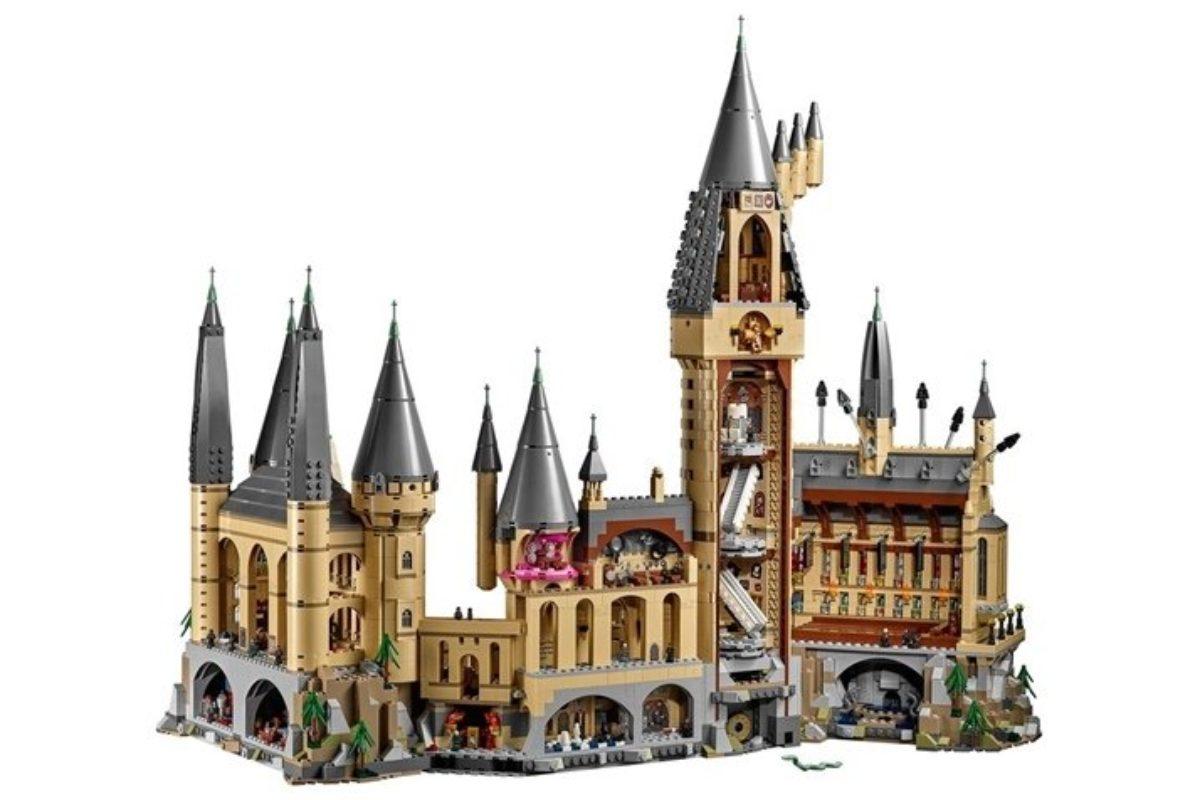 Lego Harry Potter: construa seu castelo de Hogwarts