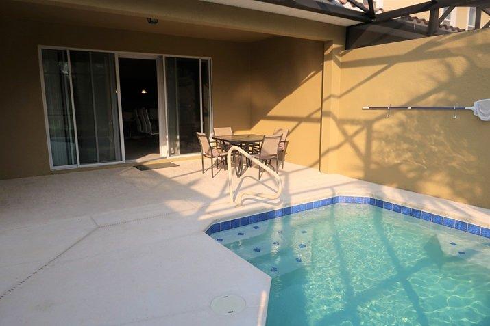 Alugar Casas em Orlando Piscina