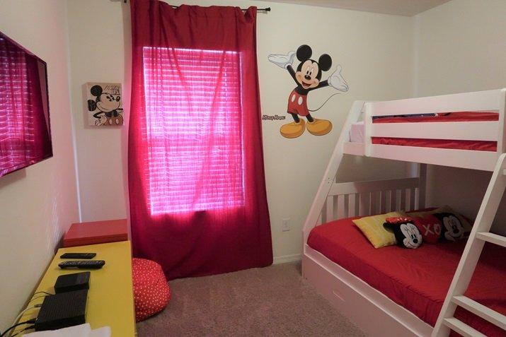 Alugar Casas em Orlando quartos tematicos