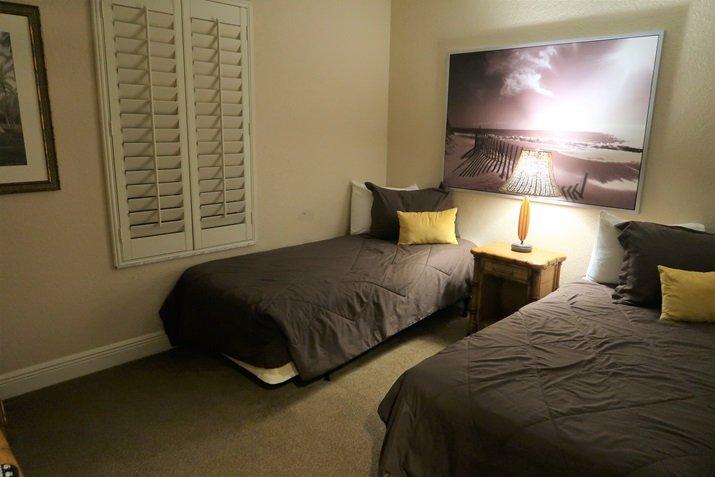 Aluguel de Casas em Orlando quarto solteiro