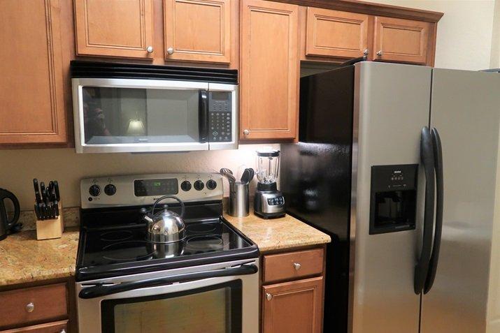 Casas em Orlando cozinha