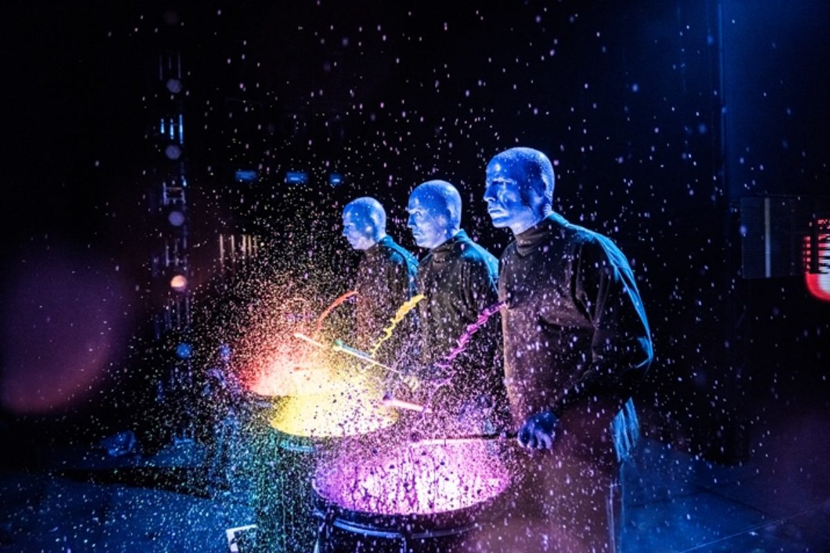 Blue Man Group Orlando: como é o show