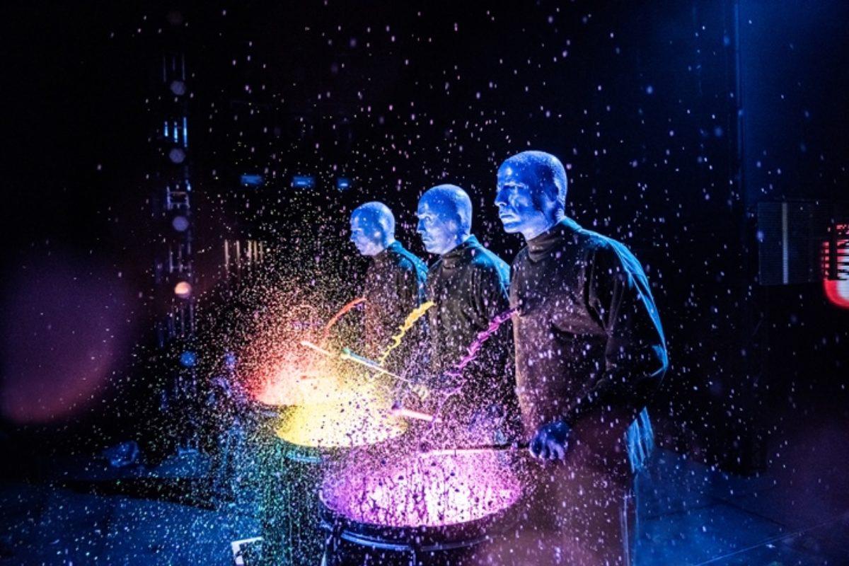 Blue Man Group Orlando: como é oshow