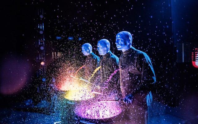 Blue Man Group Orlando: como é o show