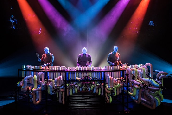 Blue Man Group Orlando Show