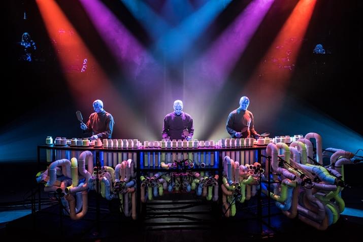 Blue Man Group Orlando Show