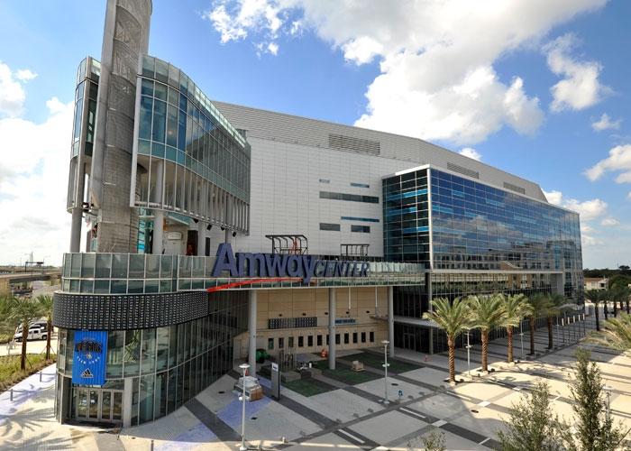 Anway Center Orlando Magic