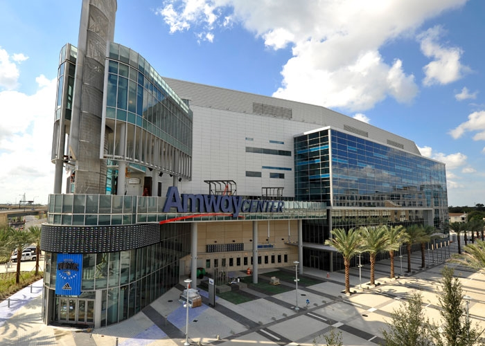 Anway Center Orlando Magic