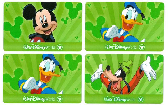Mudança no preço dos ingressos da Disney