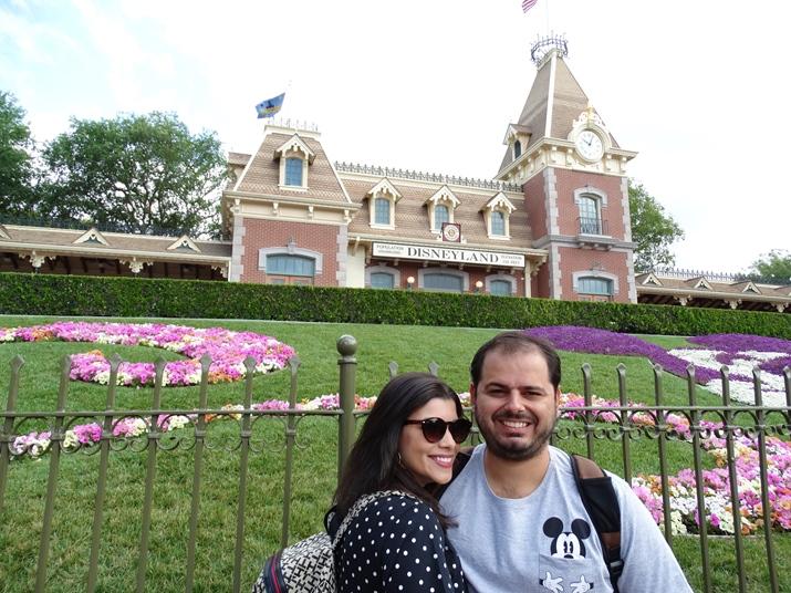 Disney California Entrada