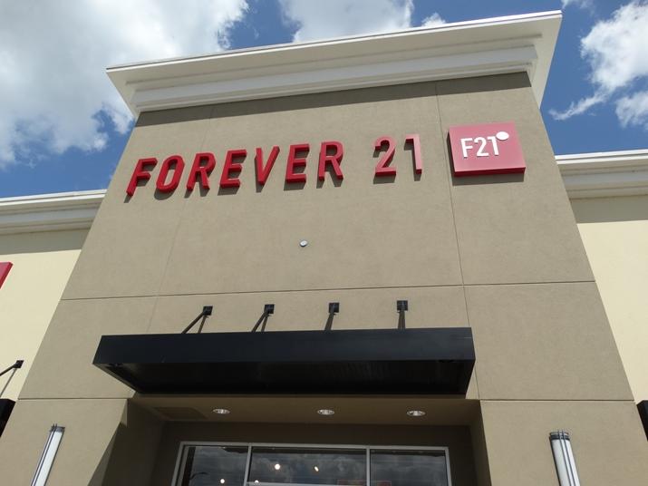 Forever 21 Orlando