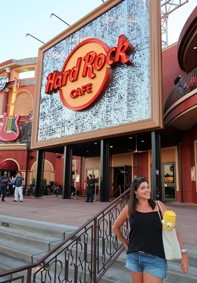 Hard Rock Cafe Orlando Entrada