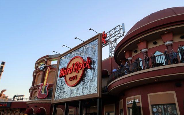 Hard Rock Cafe Orlando: música e comida TOP