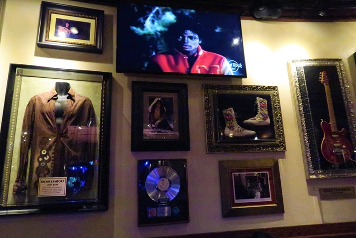 Hard Rock Cafe Idolos