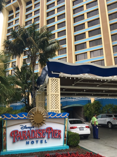 Disney California Hotéis