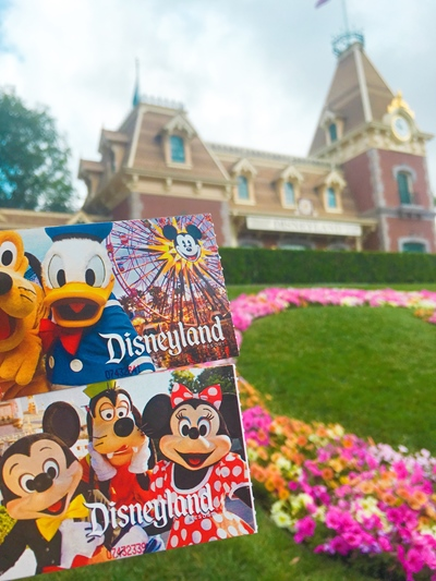 Disney California Ingressos para os parques