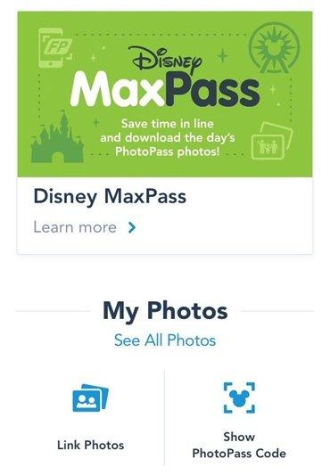 Disney California MaxPass