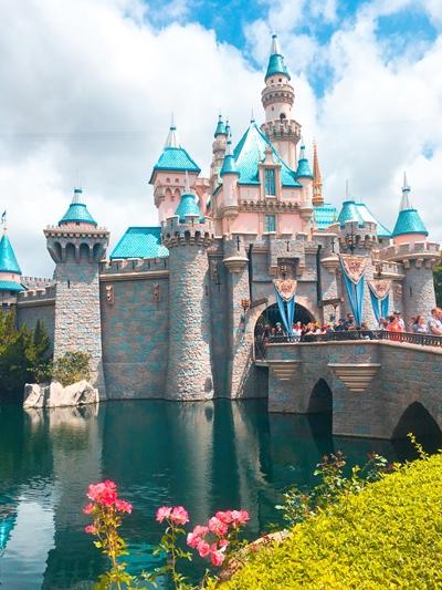 Disney na California