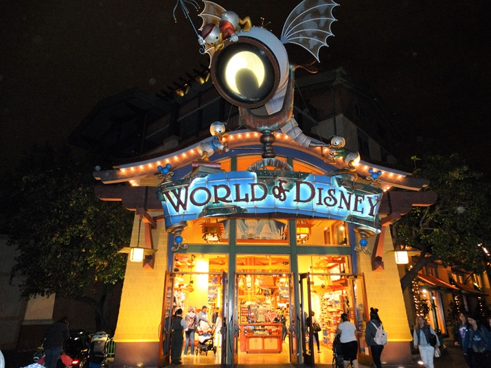 Disney California Downtown Disney